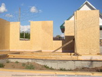 каркасно-панельный дом в Кургане