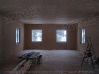 каркасный дом из SIP панелей