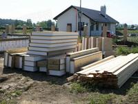 Строительство каркасного панельного дома