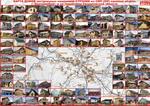 Карта объектов компании Строник