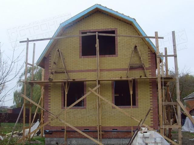 Дома из сип панелей своими руками краснодарский край