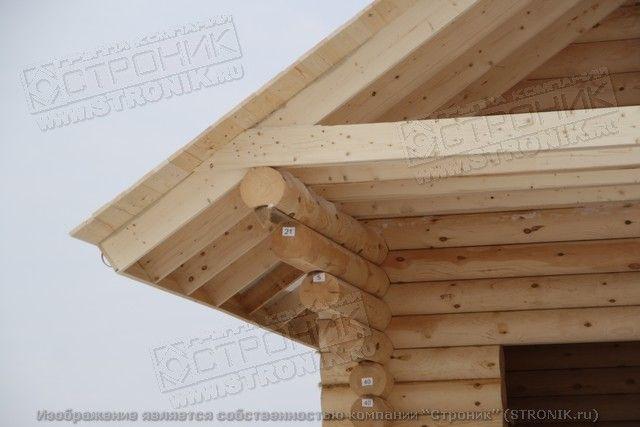 Сам сделай крышу в бане